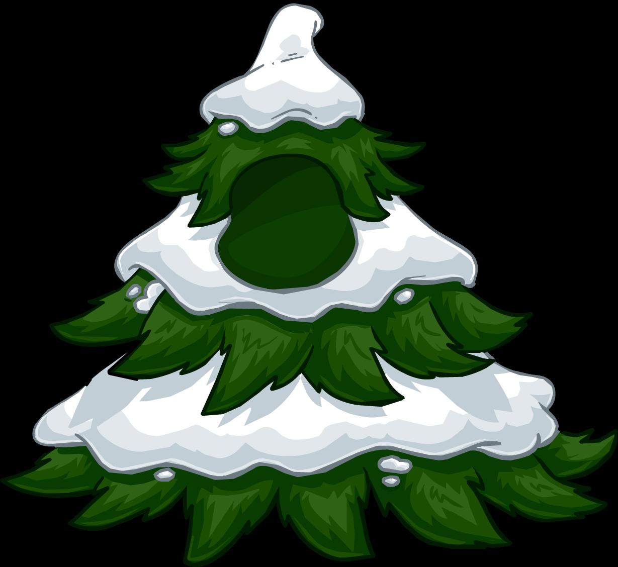 tree costume club penguin wiki fandom powered by wikia - Christmas Tree Costume