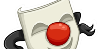 Red Nose Comedy Pin