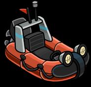 River Pontoon Boat sprite 001