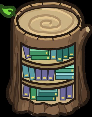File:Stump Bookcase icon.png