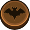Halloween 2013 Transform Candy Bat Orange