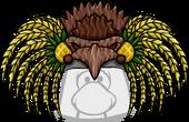 Pineapple Headdress clothing icon ID 1447 updated