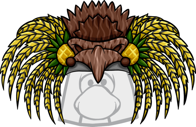 File:Pineapple Headdress clothing icon ID 1447 updated.png