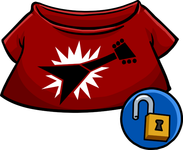 File:Red Rocker T-Shirt.png