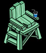 Lifeguard Chair sprite 003