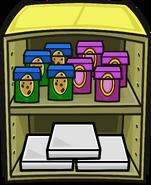 Puffle Shop Shelf sprite 002