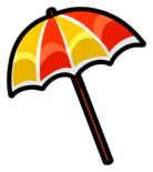 Beach Umbrella Pin