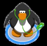 Green MP3000 ingame