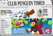 The Fair newspaper
