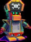 Rockhopper Bot malfunctioned