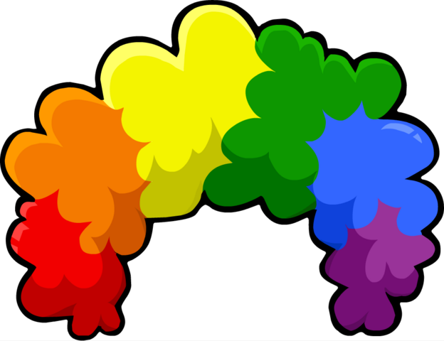 File:Rainbow Fro Puffle Hat Icon.PNG