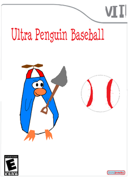 Ultra Penguin Baseball image