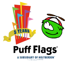 Puff Flags image