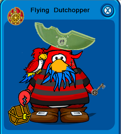 Flying Dutchopper