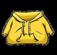 DK Style Yellow Hoodie