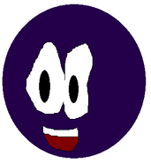 Midnightpurpleball