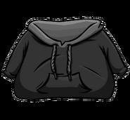 DK Style Black Hoodie
