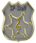 SP-Staff Badge