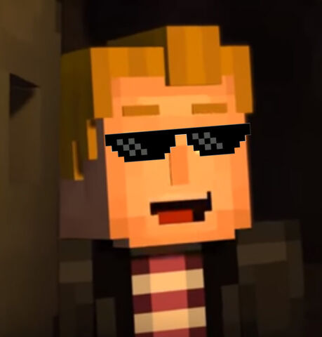 File:Minecrafter with Sunglasses.jpg