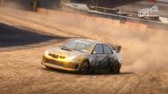 Subaru Impreza STI Group N - Rallycross