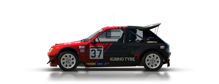 peugeot 205 t16 evo 2 colin mcrae rally and dirt wiki fandom powered by wikia. Black Bedroom Furniture Sets. Home Design Ideas