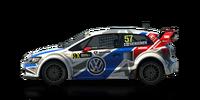 Volkswagen Polo Rallycross