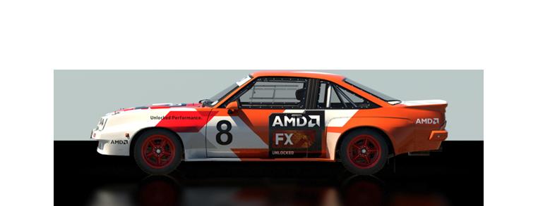 DiRT Rally Opel Manta
