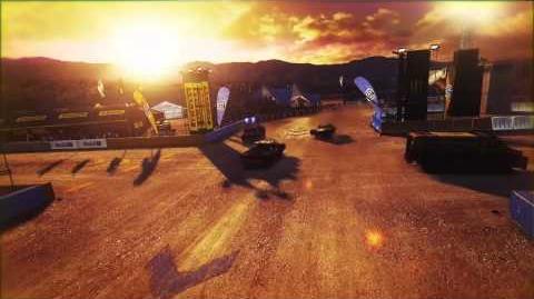 DiRT Showdown - Nevada 8 Ball Gameplay Trailer
