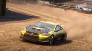 Mitsubishi Eclipse GT - Rallycross