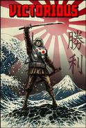 RA3 Imperial Warrior Propaganda