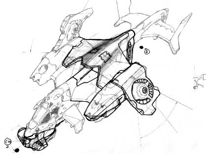 File:CNCTW Orca Concept Art Style Guide Linebacker.png