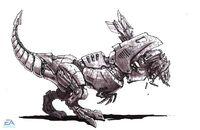 Cyborg Trex