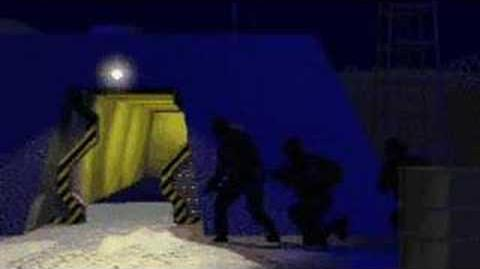 GDI Commandos in action (Tiberian Dawn)