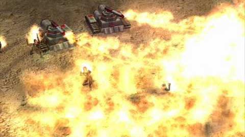 C&C Generals — Dragon Tank Audio