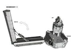 Ion Cannon Facility