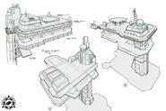 CNCTW Command Post Concept Art 1