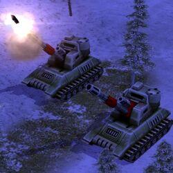 Generals Inferno Cannon