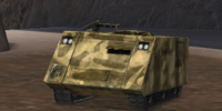GDI armoured personnel carrier (Renegade)