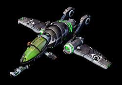 CNC4 Cobra Render