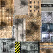 USA Supply Depot Texture 2