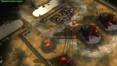 Command & Conquer Tiberian Dawn Redux Mod Teaser Trailer 2009 (C&C Generals Zero Hour)