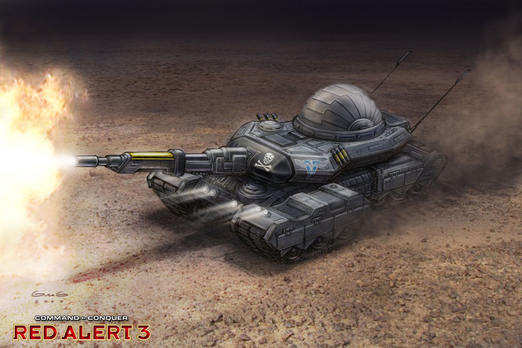 Chrono tank (Red Alert 3) | Command and Conquer Wiki ... Red Alert 3 Tank