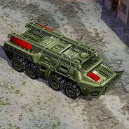 Generals Assault Troop Crawler