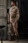 CNCTS Type 2 Combat Uniform