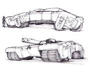Predators Concept 2