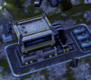Mount Rushmore control center