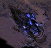 AlienWarship CC2 Game1