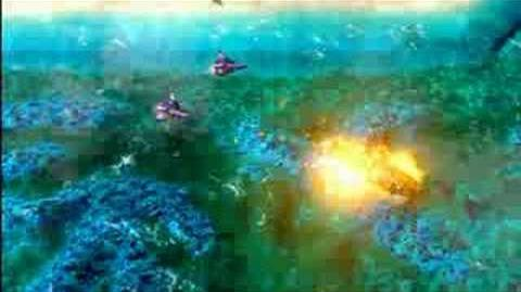 C&C Red Alert 3 Apollo Fighter Surveillance Footage