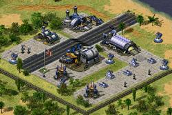 RA2 Allied M07 Start
