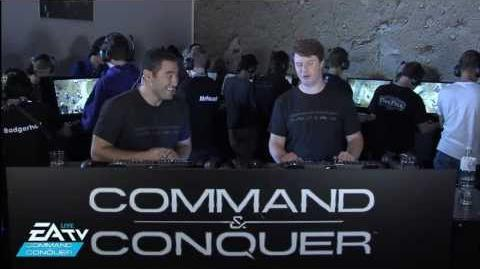 EA @ gamescom Live - Command & Conquer hour, day 4